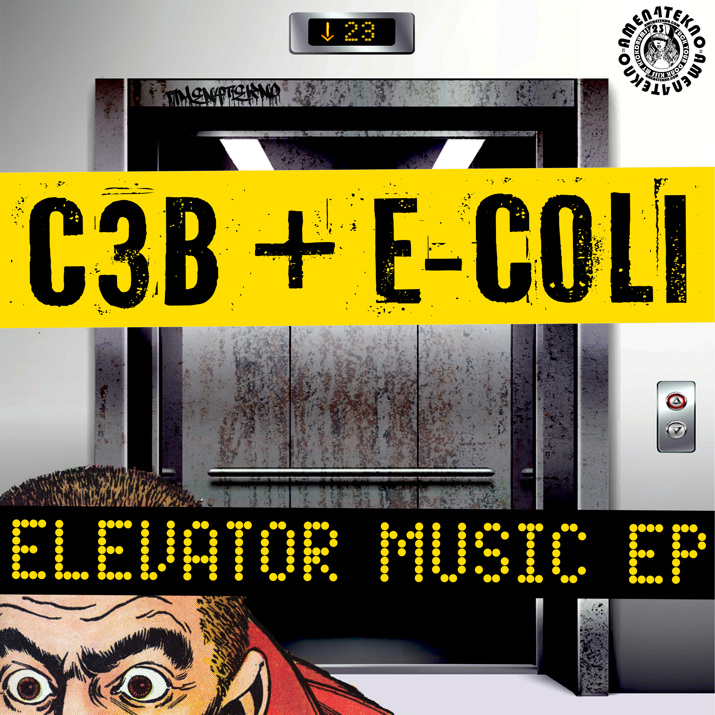 Elevator Music E.P by C3B & E-Coli Free E.P